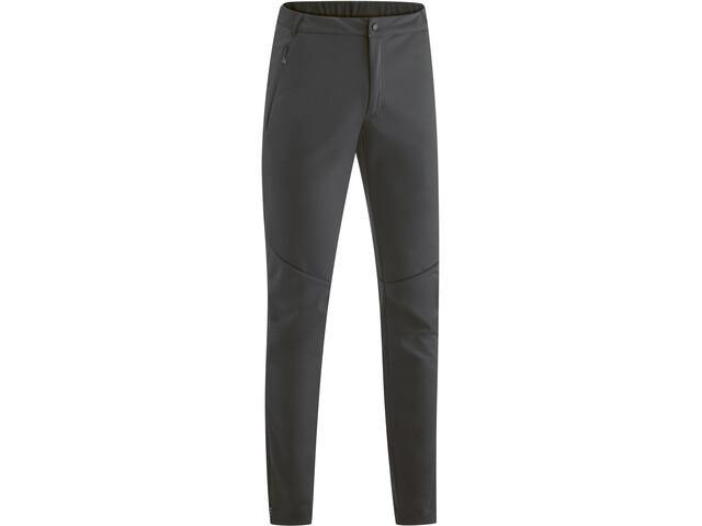 Gonso Odeon Pantalones Softshell Hombre, black